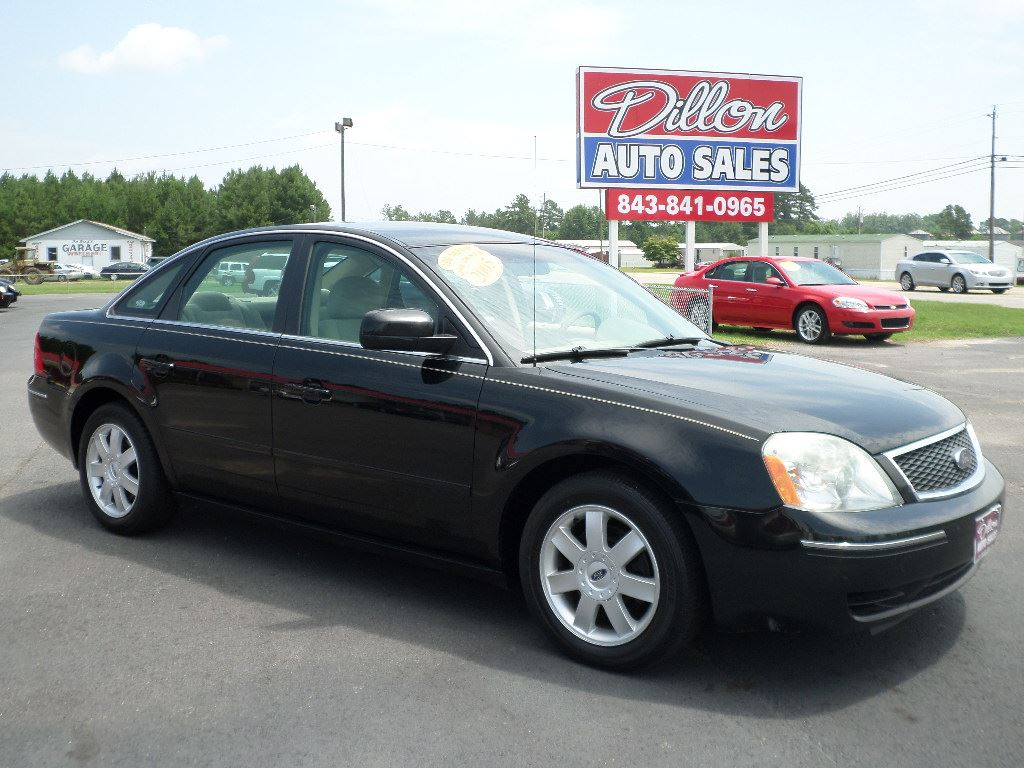 Dillon auto sales 2005 ford five hundred dillon sc